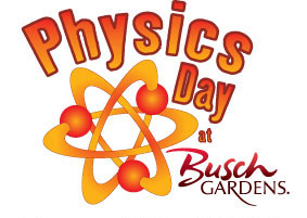 Physics Day Busch Gardens